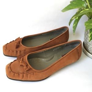 Born | Leather driving moccasins size 7.5